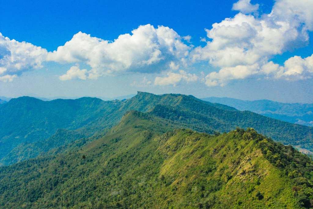 Quality of life, mountain viewMountain