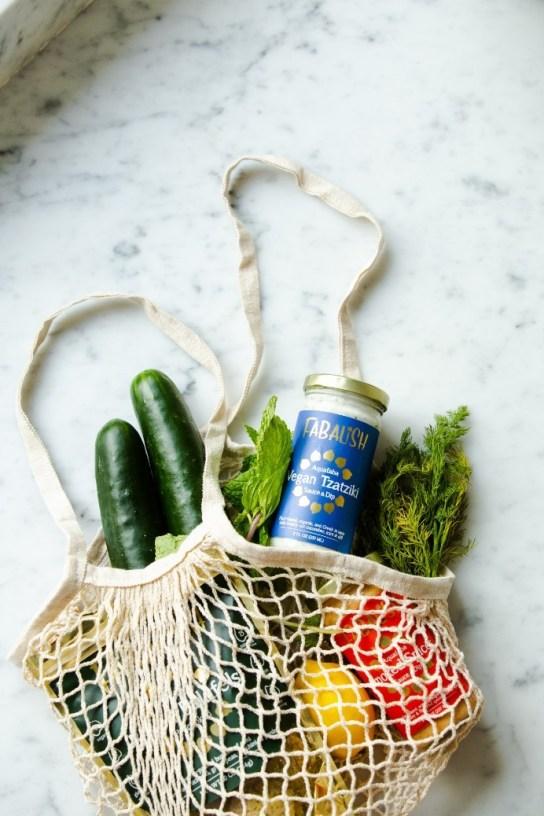 Shopping Bag, groceries