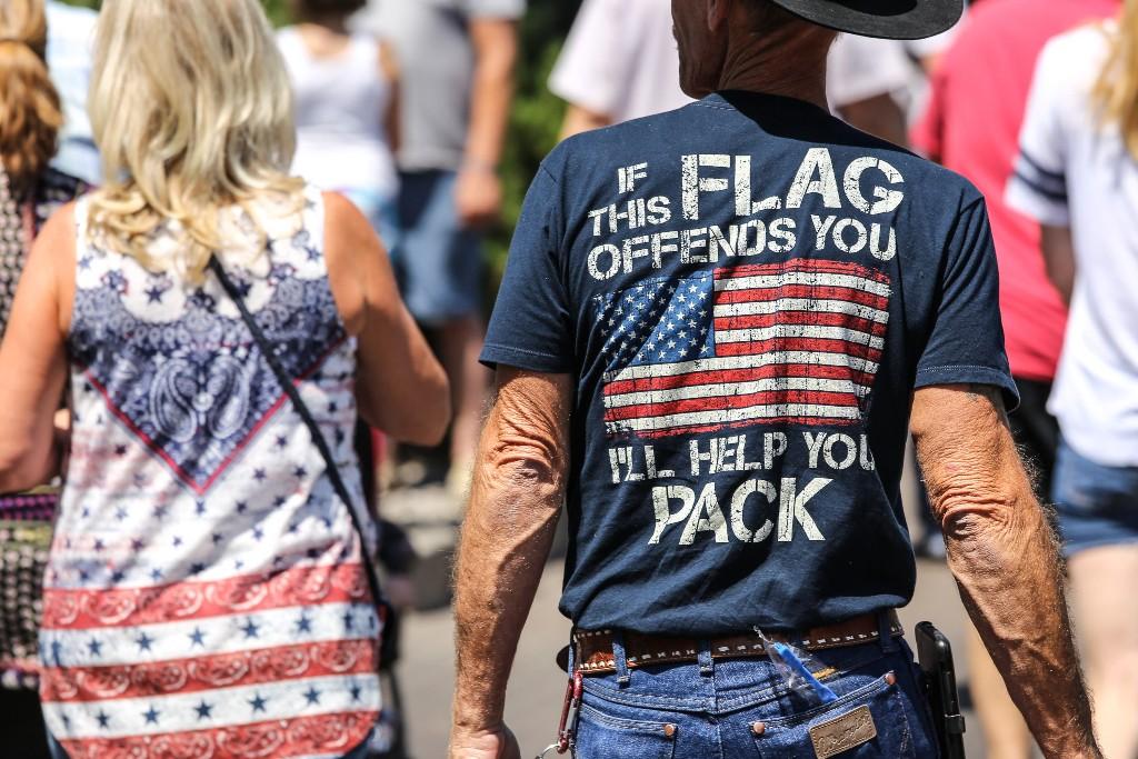 U.S. clothing