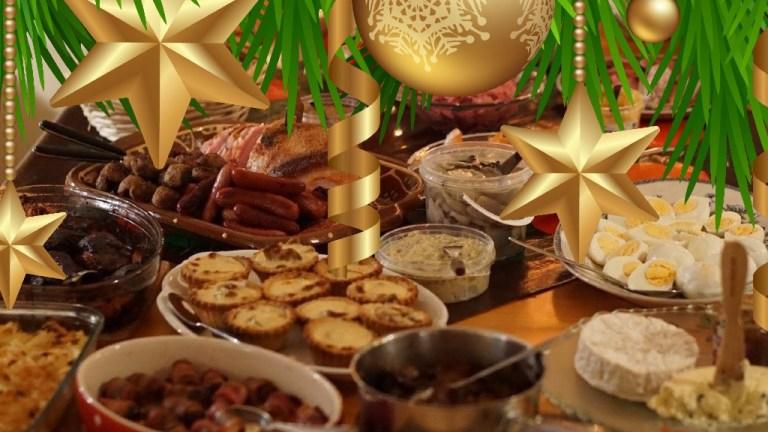 Christmas Dinner -- The Hot Mess Press