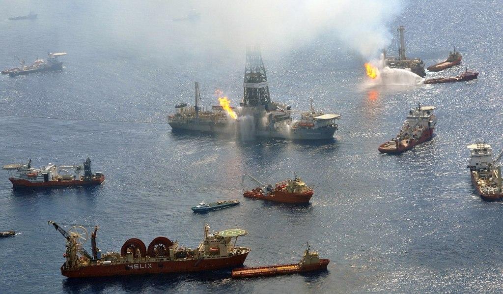 Errors Oil Spill