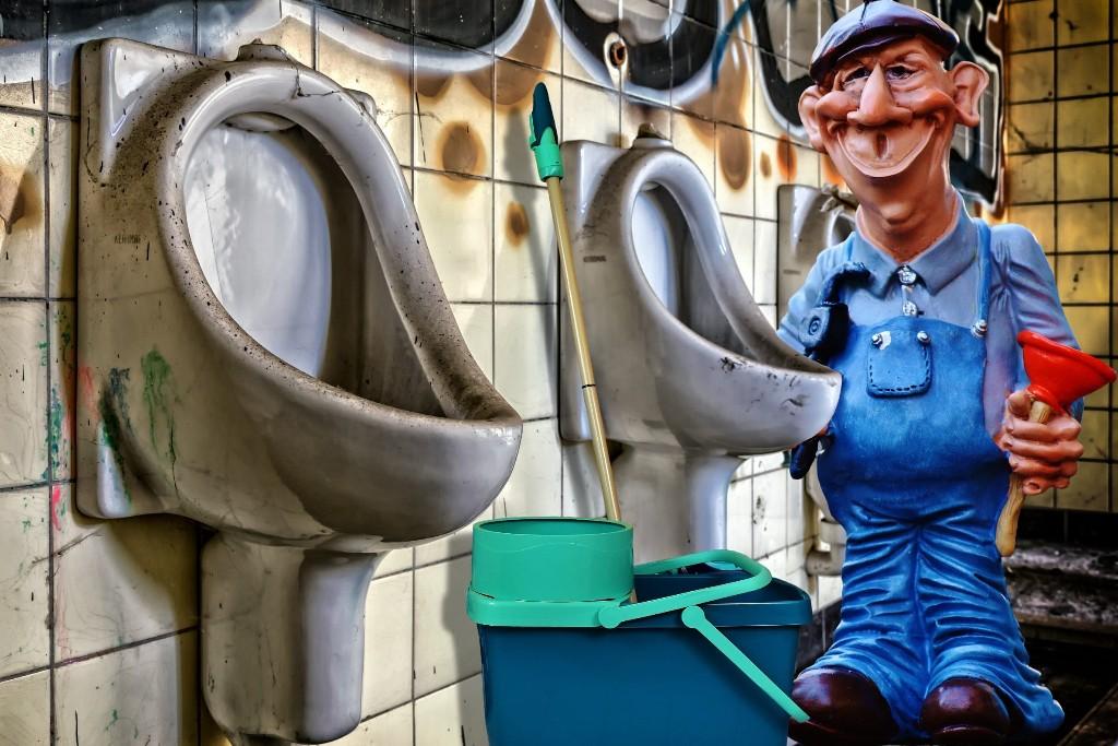 Germs in Public restrooms