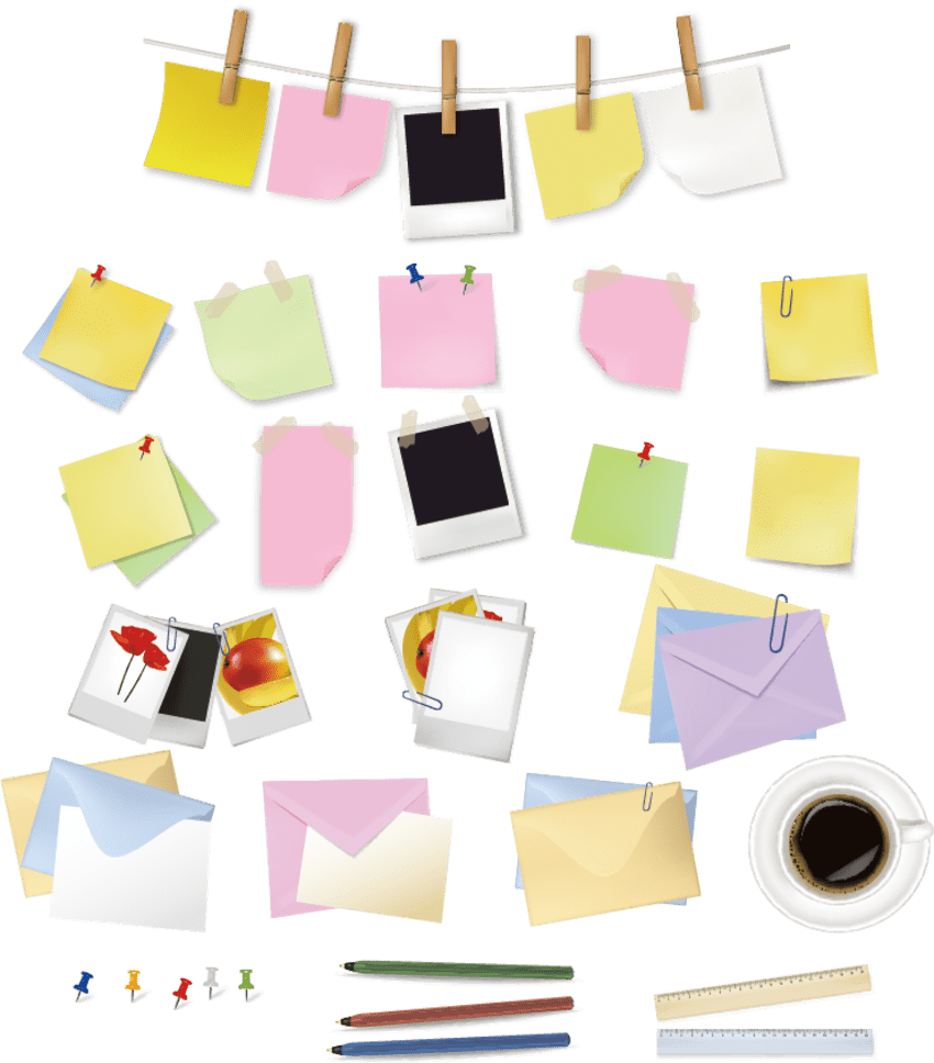 Stop post-it notes
