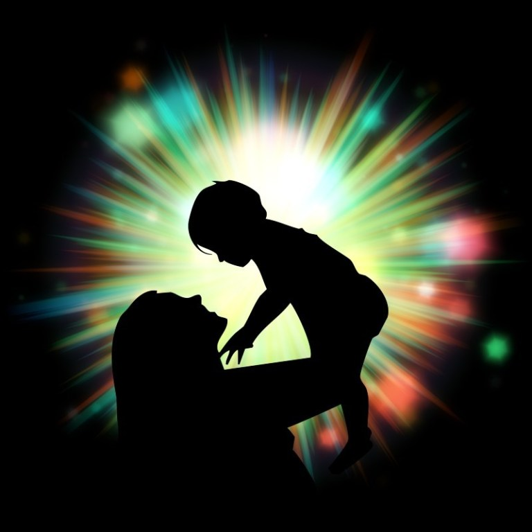 Advice Mother and child -- The Hot Mess Press