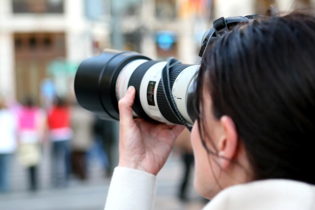 Summer Job Photographer