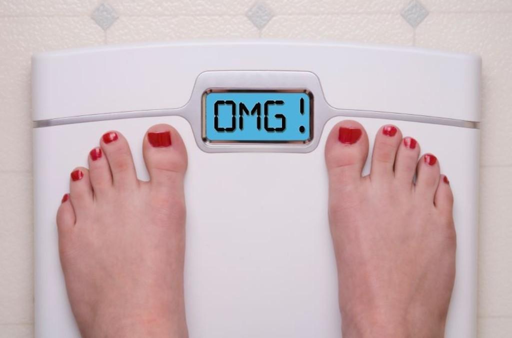 Weight Loss -- The Hot Mess Press