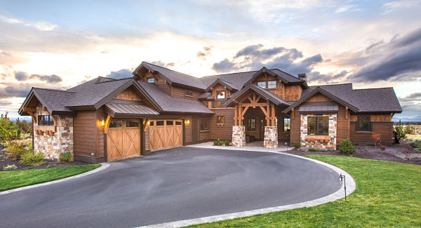 Mountain House Plans, Multilevel Home Designs & Blueprints