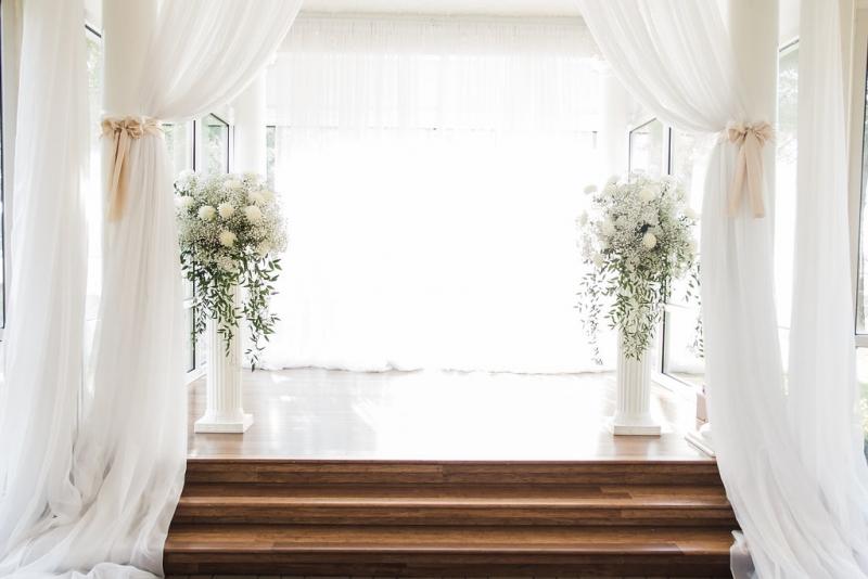 Indoor Wedding Photos & Photography Houston