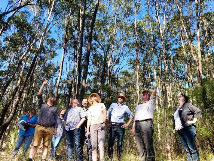 Campbelltown site visit
