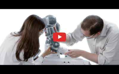 ABB Robotics launches newest member of YuMi© family