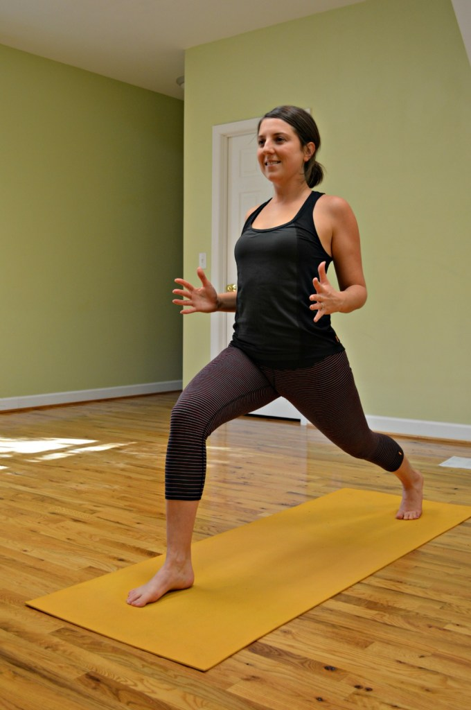 Lunge Arms