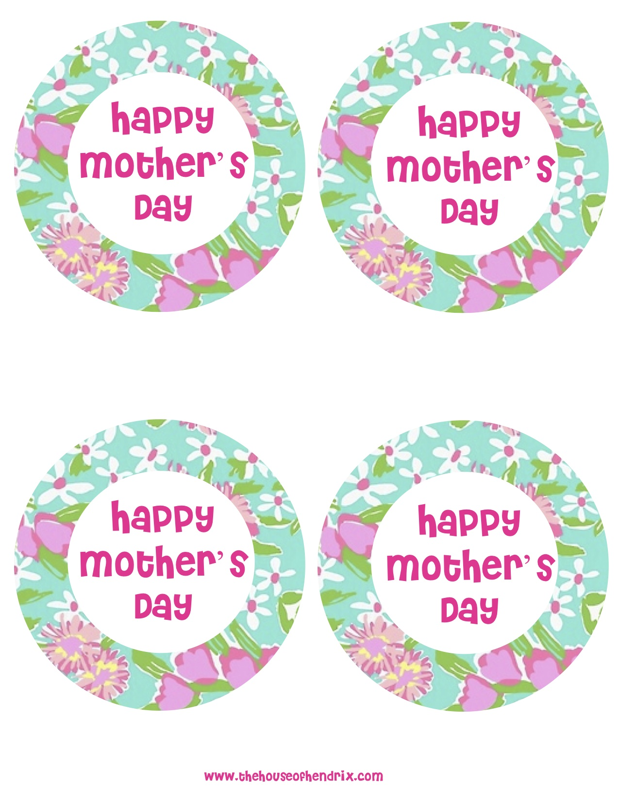 Mother S Day Printables
