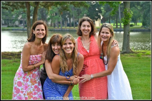 35 Things I Want My Daughter to Know About Girlfriends {the House of Hendrix}