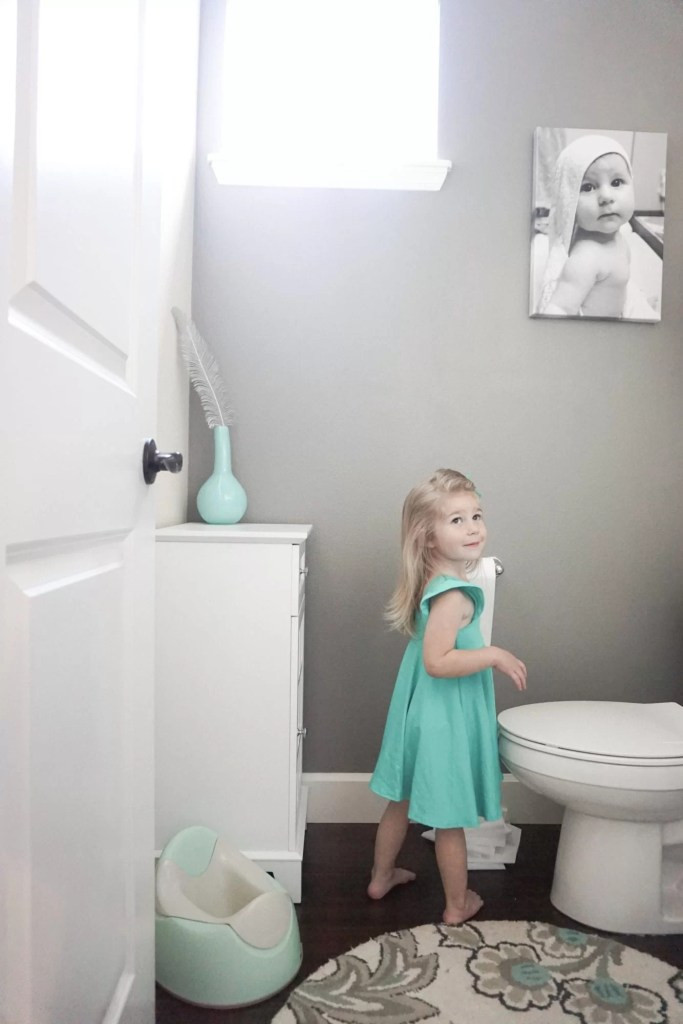 Potty Training A Stubborn Toddler The House Of Hood Blog