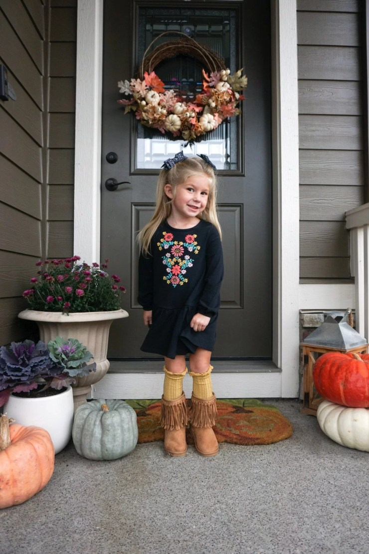 toddler outfit ideas, toddler play clothes, fabkids, toddler boots, girls boots, toddler fashion