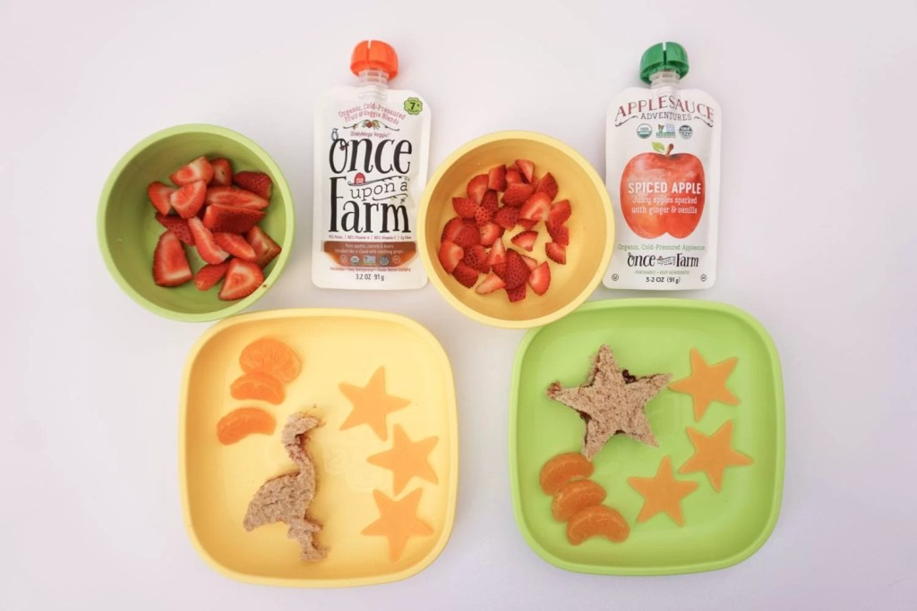 Toddler food pouches, organic toddler meals, healthy meal ideas, picky toddler, baby food , re-play recycled