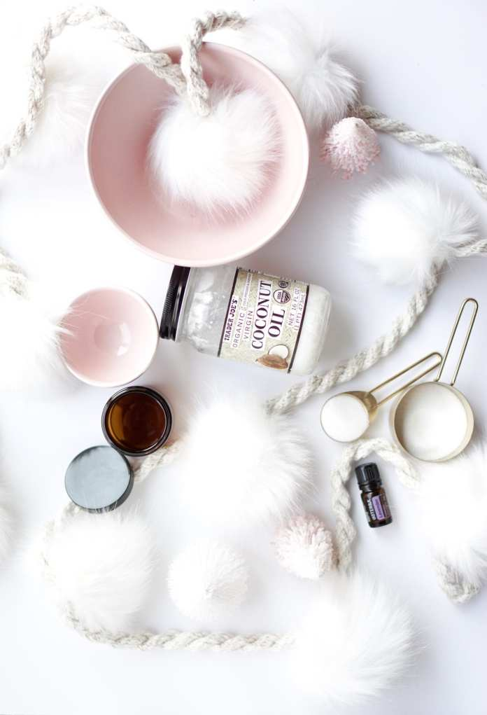DIY Sugar Scrub, Essential Oils, Lavender Oil, Christmas Gifts, DIY Gifts, DIY Beauty Products