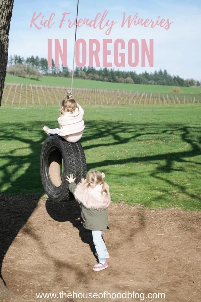 wine tasting, oregon wine, rosé, champagne, cheese board, kid friendly, tire swing, wineries, dundee hills, travel oregon, pinot noir, Portland, pdx