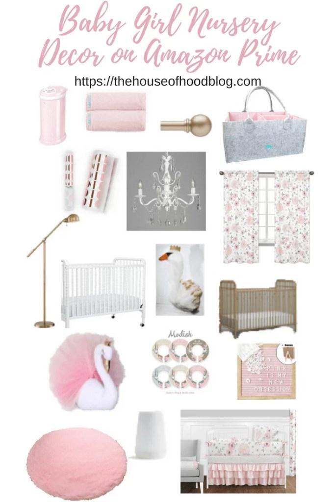 My Baby Girl S Nursery: The House Of Hood Blog