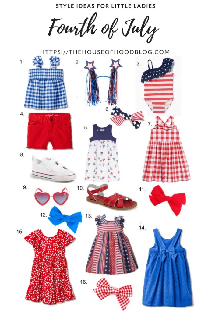 Christmas In July Ladies Outfits.Fourth Of July Outfit Ideas Little Girls The House Of