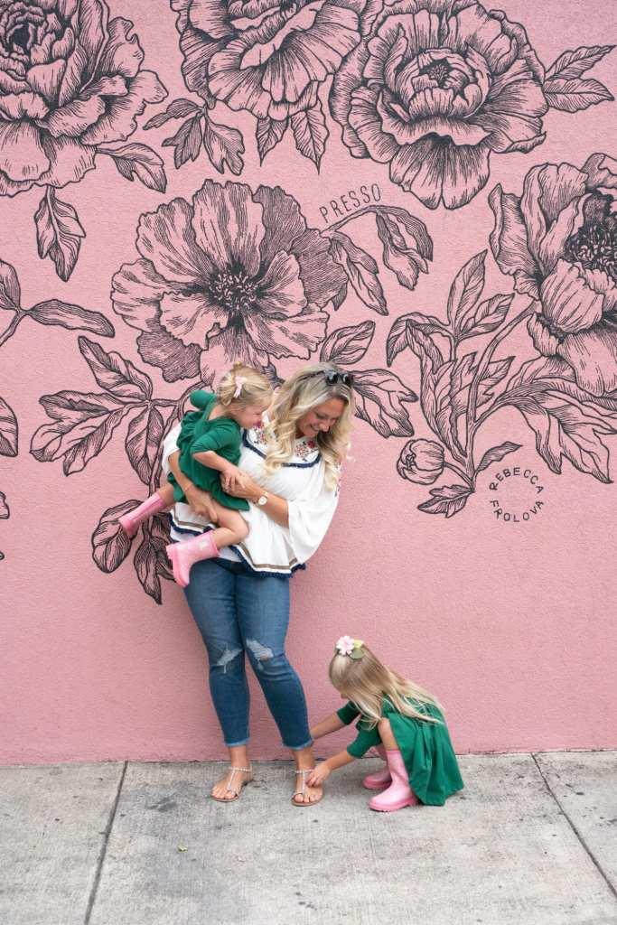 The Best Pink Walls In Portland Oregon Instagram Photo Ideas