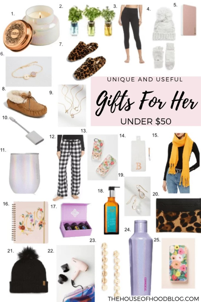 His And Hers Christmas Gifts.25 Unique And Useful Christmas Gifts For Her Under 50 The