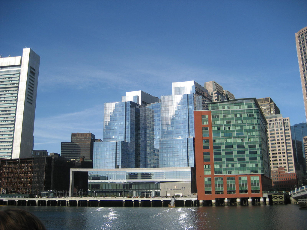 Rooms: Boston On The Cheap: Up High * The Traveling Maps