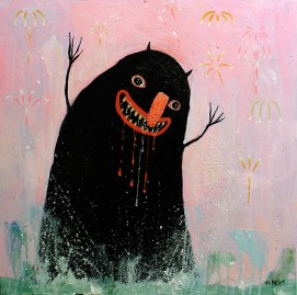 Momo the Sea Monster, 2009