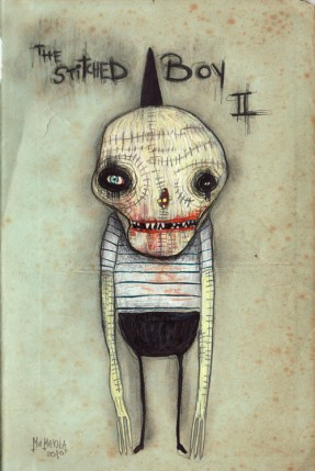 The Stitched Boy II