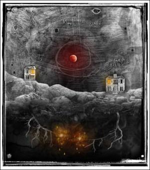 """A Binary Dream"" by Mia Makila, 2016 [digital]"