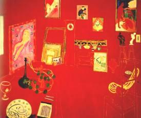 Matisse_MOMA_Red_studio