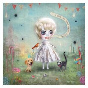 """""""Julee's World (tribute to Julee Cruise)"""", 2012"""