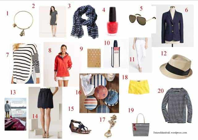 nautical by nature shopping guide