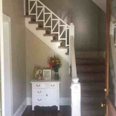 Before & After: Entry Way