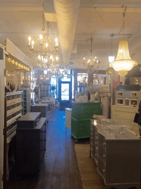 blue-door-3 blue-door-antiques ... - Best Of: Grand Rapids Boutiques