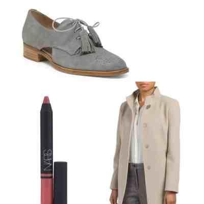 TJ Maxx: Fall Fashion and Beauty Favorites