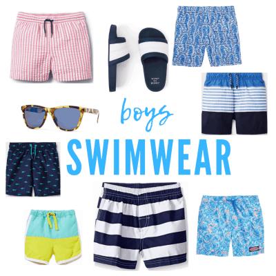 Boys Swim Wear