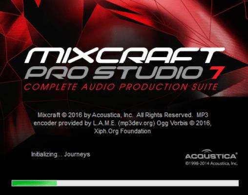 mixcraft pro studio 7.7 portable