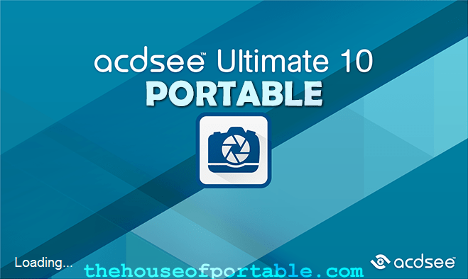 acdsee ultimate 10 portable