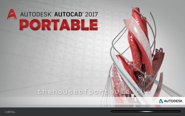 autocad 2017 portable
