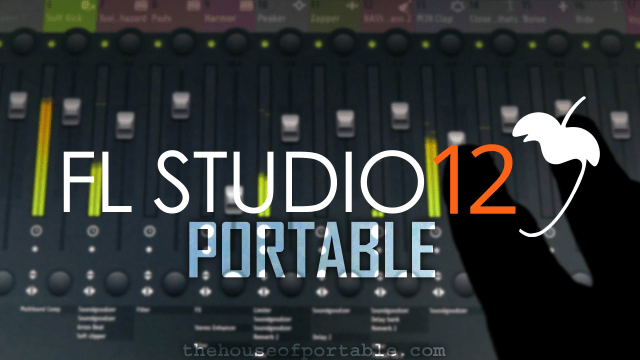 fl studio 12 portable