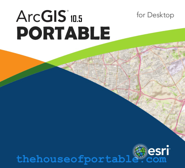 arcgis for desktop portable