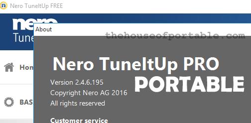 nero tuneitup pro 2019 serial key