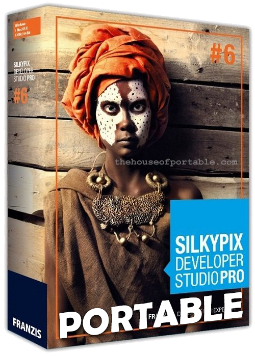 silkypix developer studio pro 8 portable