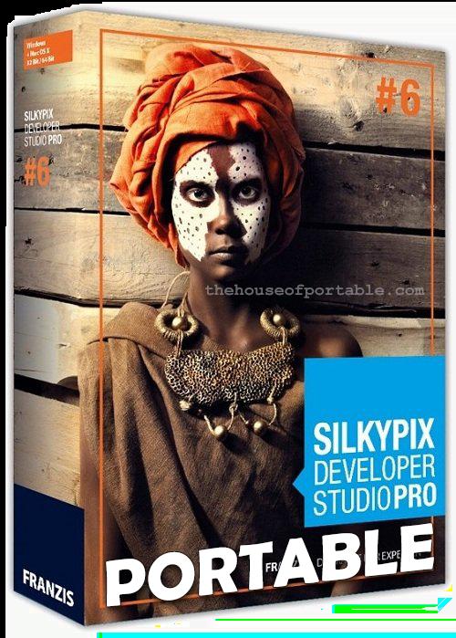 silkypix developer studio pro 8 portable