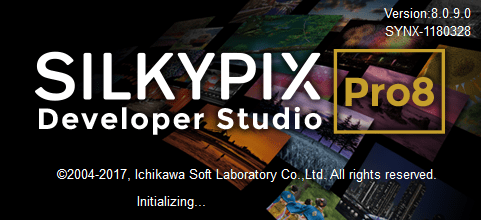 silkypix dev studio pro 8 portable splash
