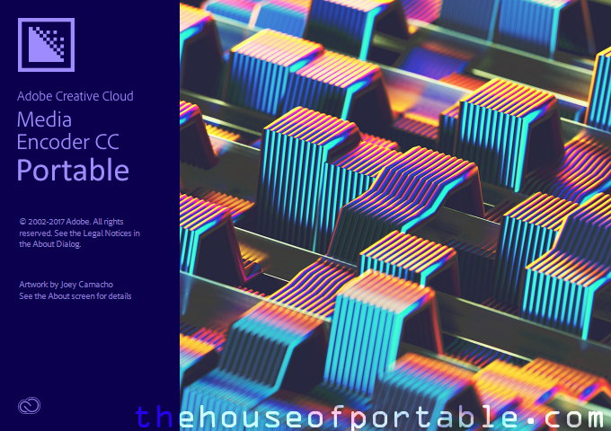 Adobe Media Encoder CC 2018 1 1 Portable - The House of Portable