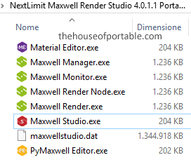 nextlimit maxwell studio 4.1.1 portable files
