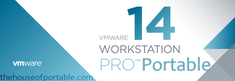 vmware workstation pro 14 portable