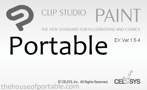 clip studio paint ex 1.5.4 portable